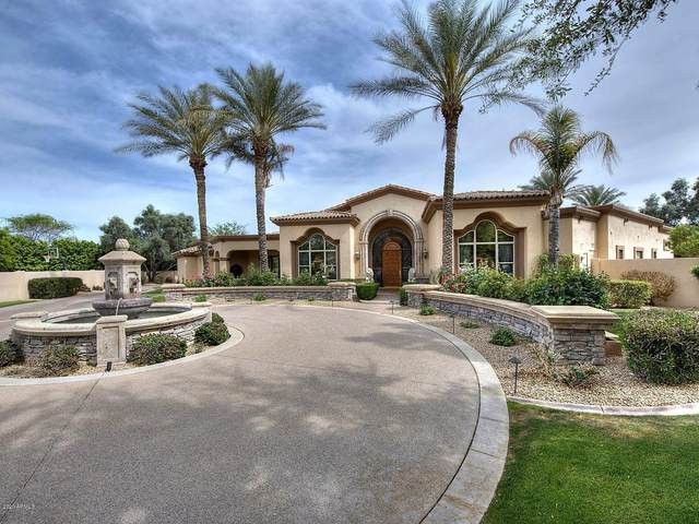 6867 E Cuarenta Court, Paradise Valley, AZ 85253 (MLS #6094165) :: Dave Fernandez Team | HomeSmart