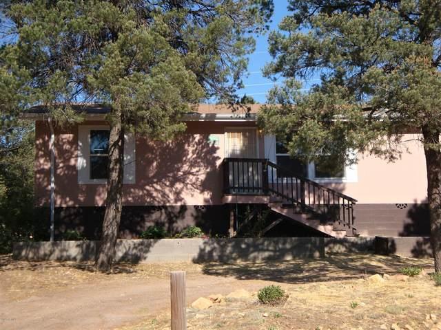 3462 Quail Run Road, Heber, AZ 85928 (MLS #6094173) :: Kepple Real Estate Group
