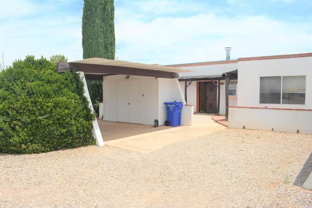 225 N Tracy Road, Pearce, AZ 85625 (MLS #6094186) :: Service First Realty