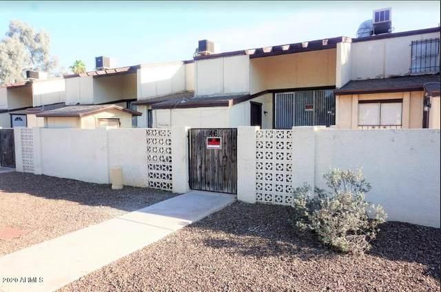 3645 N 69TH Avenue #46, Phoenix, AZ 85033 (MLS #6094202) :: Devor Real Estate Associates