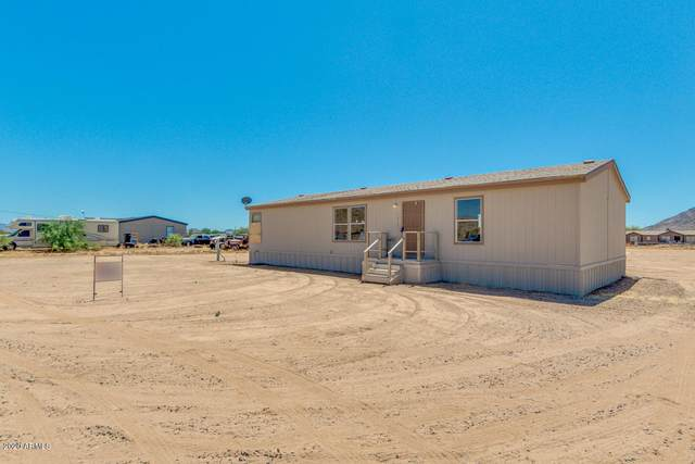 16432 S 201st Drive, Buckeye, AZ 85326 (MLS #6094209) :: Klaus Team Real Estate Solutions