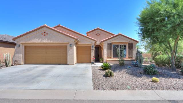4810 W Picacho Drive, Eloy, AZ 85131 (MLS #6094236) :: Yost Realty Group at RE/MAX Casa Grande