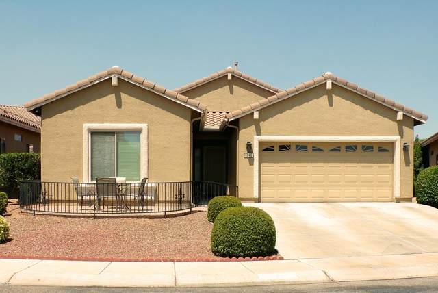 1046 Estancia Drive, Sierra Vista, AZ 85635 (MLS #6094238) :: Service First Realty