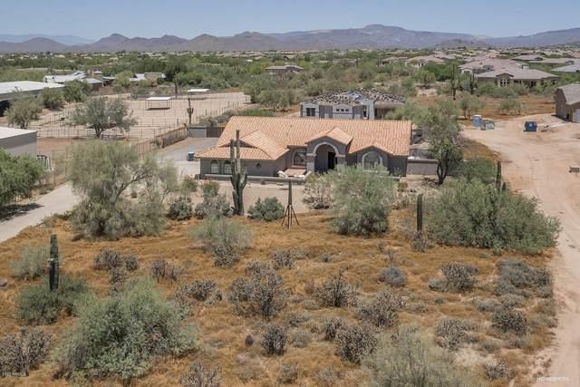 5408 E Skinner Drive, Cave Creek, AZ 85331 (MLS #6094254) :: The Laughton Team