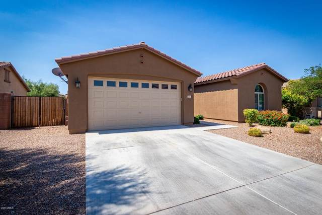 211 W Leatherwood Avenue, Queen Creek, AZ 85140 (MLS #6094317) :: Arizona Home Group