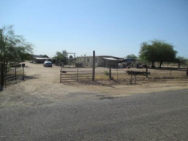 13619 N Santa Rosa Avenue, Maricopa, AZ 85138 (MLS #6094337) :: neXGen Real Estate