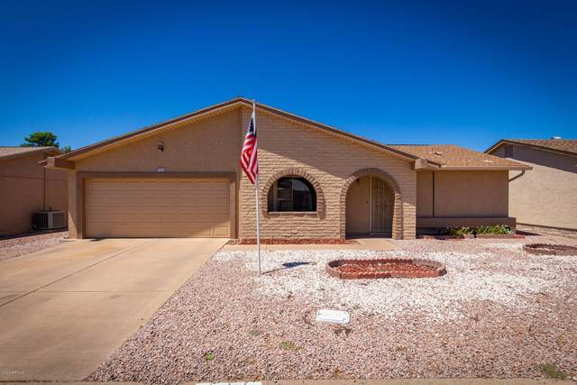 8248 E Farmdale Drive, Mesa, AZ 85208 (MLS #6094347) :: CANAM Realty Group