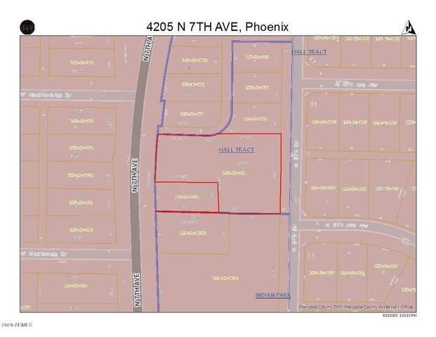 4205 N 7th Avenue, Phoenix, AZ 85013 (MLS #6094350) :: The Property Partners at eXp Realty