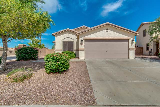 25618 W Red Sky Place, Buckeye, AZ 85326 (MLS #6094404) :: Russ Lyon Sotheby's International Realty