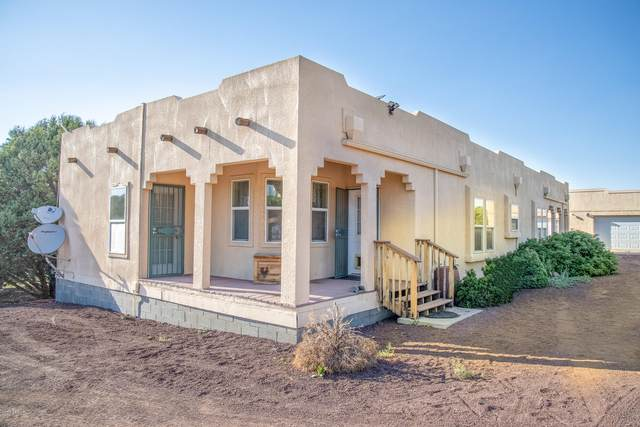 2275 E Clear Point Way, Williams, AZ 86046 (MLS #6094416) :: Klaus Team Real Estate Solutions
