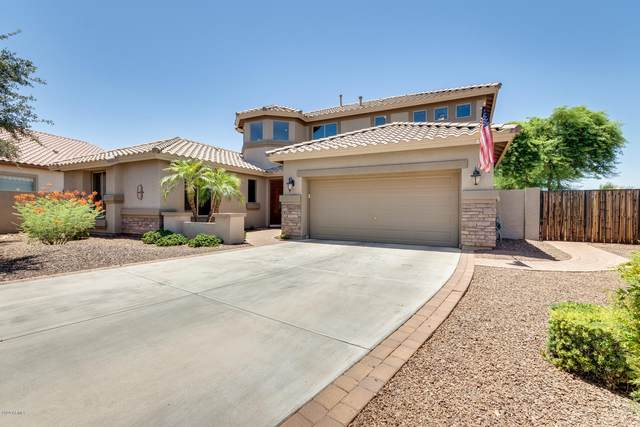 6732 S Fawn Avenue, Gilbert, AZ 85298 (MLS #6094466) :: Openshaw Real Estate Group in partnership with The Jesse Herfel Real Estate Group