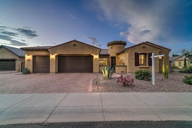 1540 E Sagittarius Place, Chandler, AZ 85249 (MLS #6094497) :: BIG Helper Realty Group at EXP Realty