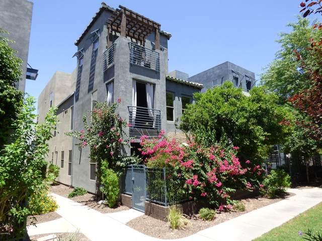 615 E Portland Street #116, Phoenix, AZ 85004 (MLS #6094501) :: Brett Tanner Home Selling Team