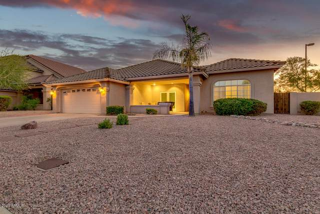 3864 N Kings Peak Drive, Mesa, AZ 85215 (MLS #6094513) :: Openshaw Real Estate Group in partnership with The Jesse Herfel Real Estate Group