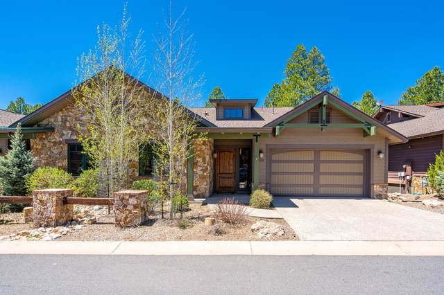 1498 E Castle Hills Drive, Flagstaff, AZ 86005 (MLS #6094597) :: Long Realty West Valley