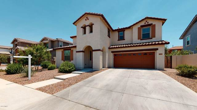 2825 E Palm Street, Mesa, AZ 85213 (MLS #6094626) :: Yost Realty Group at RE/MAX Casa Grande