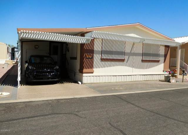 17200 W Bell Road #1659, Surprise, AZ 85374 (MLS #6094627) :: Conway Real Estate