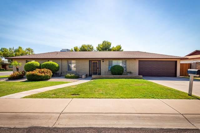 18806 N 19TH Drive, Phoenix, AZ 85027 (MLS #6094681) :: Devor Real Estate Associates