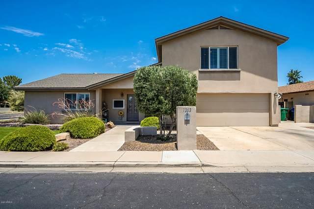 1262 W Madero Avenue, Mesa, AZ 85202 (MLS #6094690) :: Brett Tanner Home Selling Team
