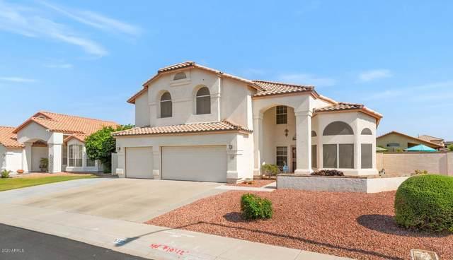 5730 W Beryl Avenue, Glendale, AZ 85302 (MLS #6094698) :: Brett Tanner Home Selling Team