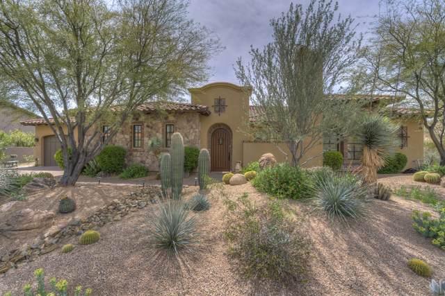 7561 E Carefree Drive, Carefree, AZ 85377 (MLS #6094701) :: The Luna Team