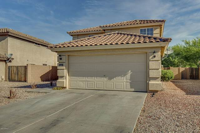 22668 W Adams Drive, Buckeye, AZ 85326 (MLS #6094711) :: Devor Real Estate Associates