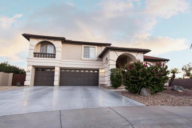 13413 W Solano Drive, Litchfield Park, AZ 85340 (MLS #6094724) :: Riddle Realty Group - Keller Williams Arizona Realty