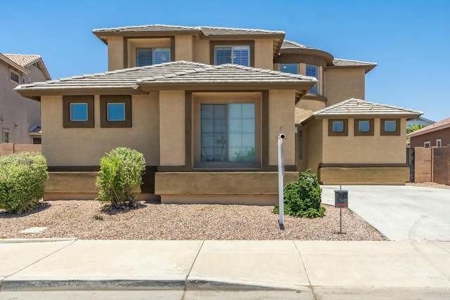 25736 W Miami Street, Buckeye, AZ 85326 (MLS #6094758) :: Arizona Home Group