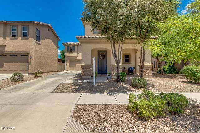 22461 S 211TH Way, Queen Creek, AZ 85142 (MLS #6094765) :: Homehelper Consultants