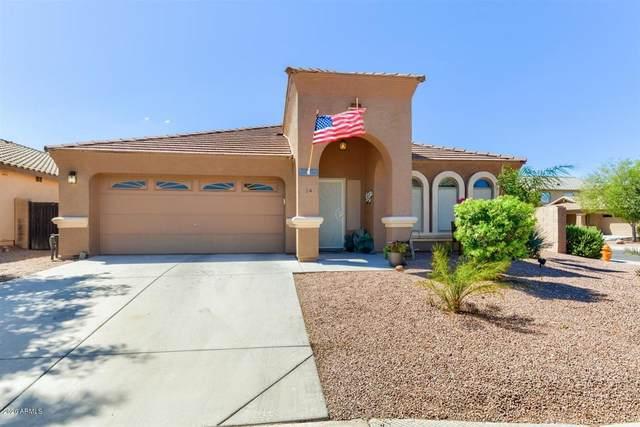 24 W Castle Rock Road, San Tan Valley, AZ 85143 (MLS #6094783) :: Arizona 1 Real Estate Team