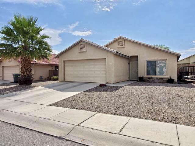 1065 San Simeon Drive, Sierra Vista, AZ 85635 (MLS #6094795) :: Service First Realty