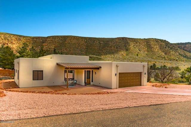 80 Longwood Drive, Sedona, AZ 86351 (MLS #6094819) :: The Garcia Group