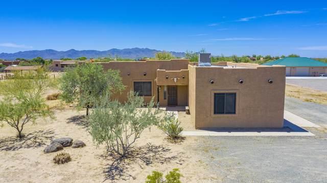 25621 W Patton Road, Wittmann, AZ 85361 (MLS #6094851) :: Brett Tanner Home Selling Team