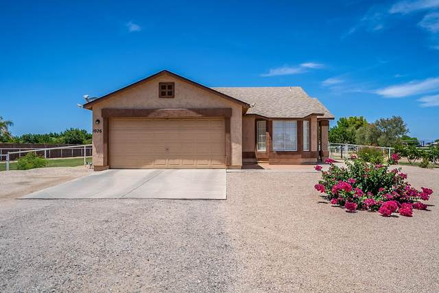 1026 E Lauren Lane, Coolidge, AZ 85128 (MLS #6094867) :: Klaus Team Real Estate Solutions