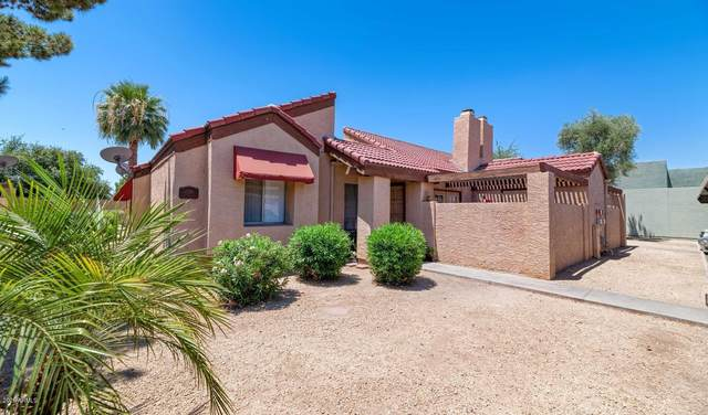 2119 E Kirkland Lane #4, Tempe, AZ 85281 (MLS #6094884) :: Klaus Team Real Estate Solutions