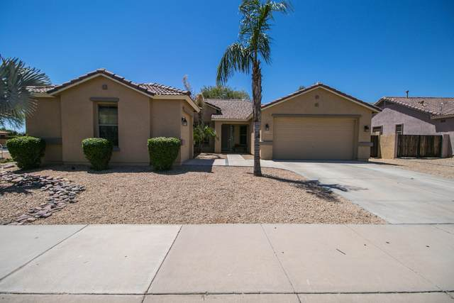 4448 N 151ST Drive, Goodyear, AZ 85395 (MLS #6094888) :: Keller Williams Realty Phoenix