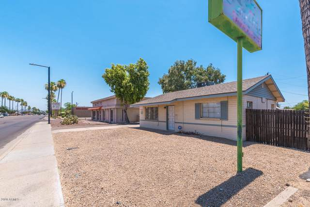 4907 W Glendale Avenue, Glendale, AZ 85301 (MLS #6094891) :: Conway Real Estate
