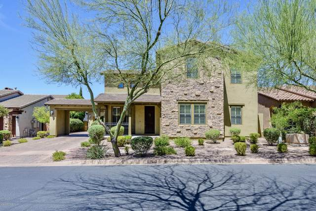 17484 N 94TH Place, Scottsdale, AZ 85255 (MLS #6094918) :: The Laughton Team