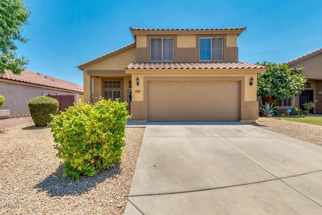7231 W Pontiac Drive, Glendale, AZ 85308 (MLS #6094921) :: Service First Realty