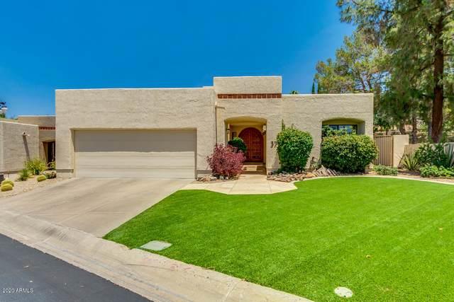 2626 E Arizona Biltmore Circle #37, Phoenix, AZ 85016 (MLS #6094922) :: Devor Real Estate Associates