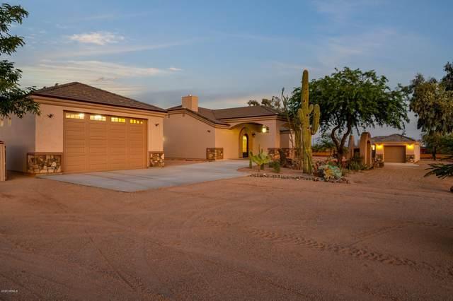 23115 E Ray Road, Mesa, AZ 85201 (MLS #6094939) :: The Garcia Group