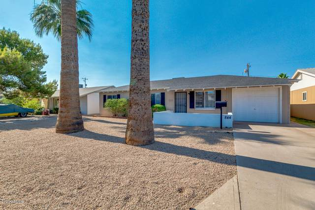 844 E El Caminito Drive, Phoenix, AZ 85020 (MLS #6094949) :: Brett Tanner Home Selling Team