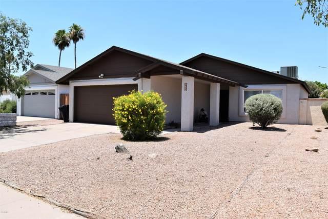 812 N 86TH Place, Scottsdale, AZ 85257 (MLS #6094964) :: Brett Tanner Home Selling Team