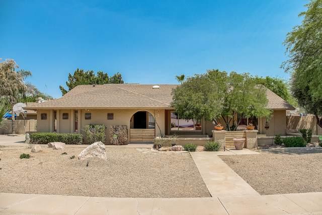 5214 E Fellars Drive, Scottsdale, AZ 85254 (MLS #6094992) :: Kepple Real Estate Group