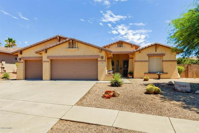 10163 E Superstition Range Road, Gold Canyon, AZ 85118 (MLS #6095023) :: Arizona Home Group