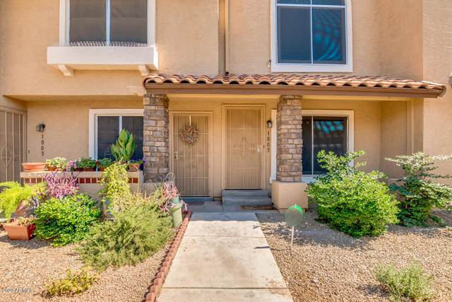 4601 N 102ND Avenue #1005, Phoenix, AZ 85037 (MLS #6095026) :: Klaus Team Real Estate Solutions