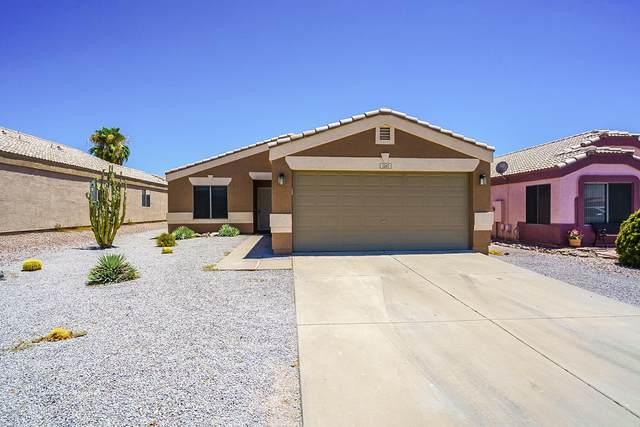 1267 W Diamond Avenue, Apache Junction, AZ 85120 (MLS #6095034) :: The Daniel Montez Real Estate Group