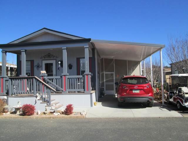 11250 E State Route 69 #2131, Dewey, AZ 86327 (MLS #6095056) :: Brett Tanner Home Selling Team