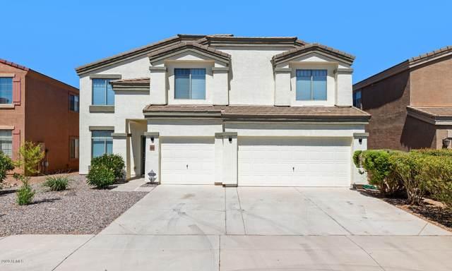 19152 N San Juan Street, Maricopa, AZ 85138 (MLS #6095057) :: Brett Tanner Home Selling Team