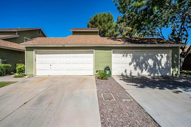 3134 E Mckellips Road #160, Mesa, AZ 85213 (MLS #6095062) :: Yost Realty Group at RE/MAX Casa Grande